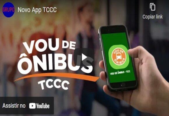 TCCC novo aplicativo